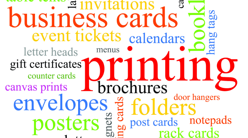 Marketing and Advertising for Singapore Local Business, Printing Service for Business